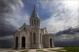 Собор Святого Христа Всеспасителя / Нагорный Карабах, Шуша,