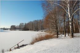 Зимний пейзаж... / ***