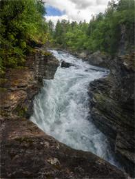 Не молочная река, не кисельные берега / Норвегия