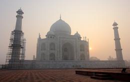Taj Mahal / Agra, India december 2015