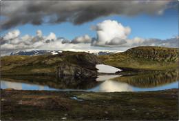 Хардангервидда / Норвегия, Высокогорная тундра