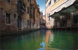 Венецианский закоулок / Венеция