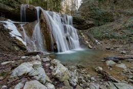 Скоро Весна / Водопад на реке Кавярзе
