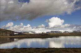 Хардангервидда* / Норвегия, горная тундра