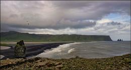 Черный пляж... / Исландия