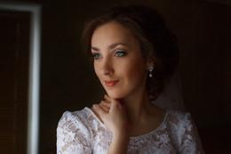 В ожидании... / невеста Ирина