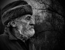Аксакал 2 / Портрет старика
