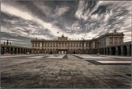 Мадрид. Королевский дворец / Мадрид. Королевский дворец