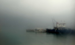 Туман над морем / В порту Киркиры