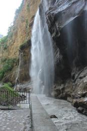 Чегемские водопады / ***