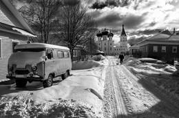 Скоро Весна / Архангельск,Заостровье,20 марта.
