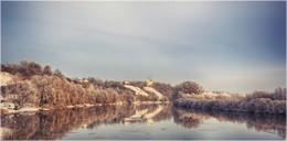 «Тишина» / Первые льдинки на реке