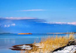 Матсалуский залив Балтийского моря / Estonia