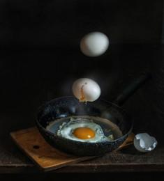 Барабашка на кухне :))) / ...