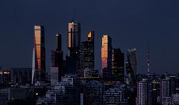 Москва не сразу строилась / Сити.