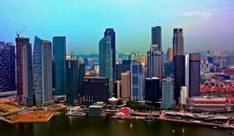 Сингапур. / Республика Сингапу́р — город-государство, расположенный на островах в Юго-Восточной Азии, отделённых от южной оконечности Малаккского полуострова узким Джохорским проливом.