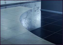потолка здесь нет / на выставке Руслана Вашкевича