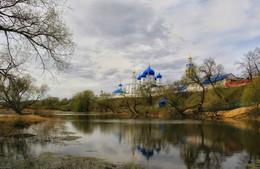 Боголюбовский монастырь. / ***