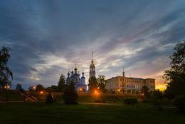 Тамбовский мужской Казанский монастырь. / ***