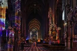Вена-Кафедральный собор / -----