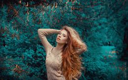 Nadya / портрет