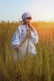 Девочка- крестьянка / Снято - Солигорский район