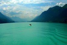 Интерлакен / Интерлакен (Швейцария) - удивительное место (и городок) в окружении горных озер...