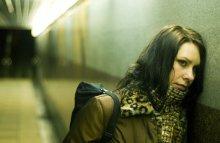 Портрет в метро / *****