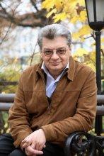 Человек дождя / Александр Беляев ведущий метео тв Съемка для календаря ОРТ.