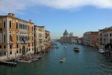 """Широким проспектом... / Венеция хороша и узкими тихими улочками-каналами, и такими тожественными широкими """"проспектами"""""""