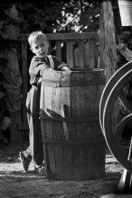 Белорусский мальчик. / Фото сына.