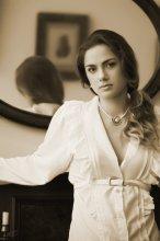 Княжна Аврора... / Охотничий домик, визаж Светлана Колоскова, модель Эмилия