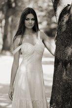 ...у назначеного места... / модель Ольга Глушец, прошлым летом...