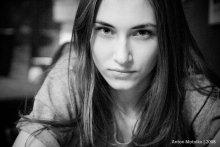 Посмотри мне в глаза... / Модель: Юля Сушко