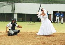 Невеста бейсболиста / Свадебная съемка