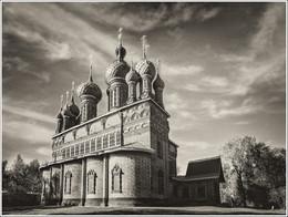 Храм Иоанна Предтечи / г.Ярославль