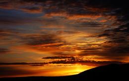 Солнечный удар / Закат над Кульдуром