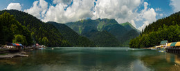 Озеро Рица / ***