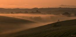Все как в тумане / на рассвете