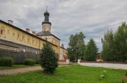Кирилло-Белозёрский монастырь. / ***