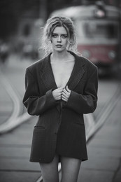 Без названия / Август 2016 Фотограф: Аркадий Курта Модель: Кейт Ri