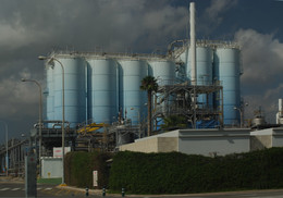 Облачное хранение (фабрика облаков) / Окрестности Барселоны (Испания)