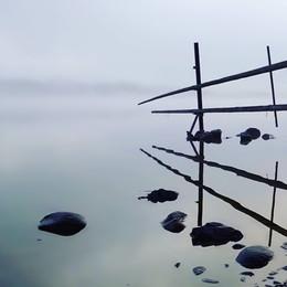 Немного японской философии / Телецкое озеро