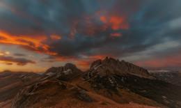Утро, рассвет и Осень! / В горах Кавказа