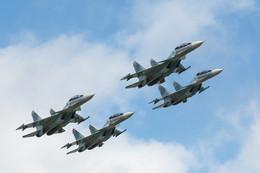 Четверка Су-30СМ / ***