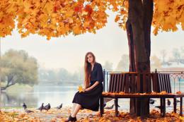 Осеннее настроение... /