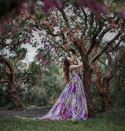 lilac girl / ***