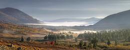 Утро в Золотой Долине.. / Хакасия, Кузнецкий Алатау