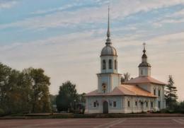 Вологда. Церковь Александра Невского . / ***