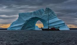 """За красотами в Арктику / Плавание на ледовой яхте """"Петр I"""""""